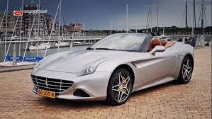 Ferrari California Hatchback - ferrari california t review youtube
