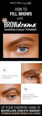 two easy steps to softly shaped natural brows using the new