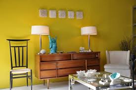 Yellow Console Table Brilliant Ideas Of Wall Combination For Light Yellow U2013 Decohoms
