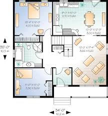 compact country bungalow 2112dr architectural designs house