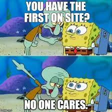 No One Cares Spongebob Meme - no one cares spongebob meme 28 images no one cares quotes