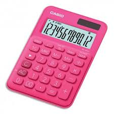 calculatrice bureau casio calculatrice de bureau 12 chiffres ms 20uc rd s ec