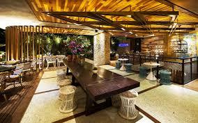 restaurant theme ideas stylish tropical paradise theme of lemongrass restaurant designed