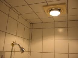 classic bathroom with waterproof shower light fixtures ceiling