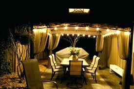 Outdoor Patio Lights Ideas Outdoor Garden String Lights Best Porch String Lights Ideas On