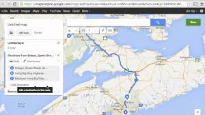 Put In Bay Map How To Import Google Maps Directions Routes To Garmin Basecamp
