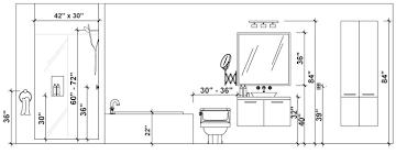 Bathroom Vanity Standard Depth Standard Bathroom Vanity Sink Size Counter Depth Medicine Cabinet