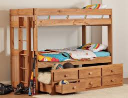 Bunk Beds With Stairs Bedroom Desk Bunk Beds With Stairs And Desk Kids Loft Beds With