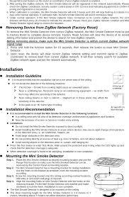 misd mini smoke detector user manual mini sd tm zbs 20160517