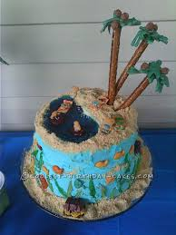 interior design fresh beach themed cake decorations home design