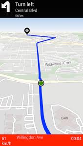 navigation map turn by turn navigation here android sdk here developer