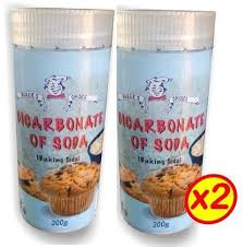 bicarbonate en cuisine baker s choice bicarbonate of soda baking soda 100 sodium