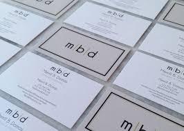 Merrill Business Cards Merill B Domas Logo Design Kateogroup Com