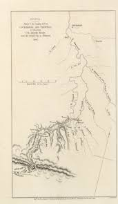 Murray State Map by Maps From The Journal Of The Royal Geographical Society Of London