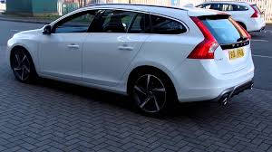 used volvo v60 d3 r design manual fg64fgk youtube