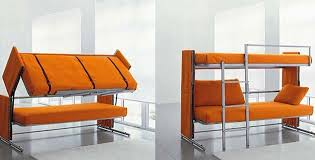 Bunk Bed Sofa Bed Multifunctional Sofa Bunk Bed Feel Desain