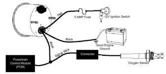 oil pressure gauge wiring diagram u0026 oil pressure gauges oil