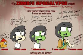 Zombie Memes - zombie apocalypse meme by theracoonist on deviantart