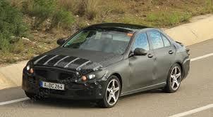mercedes c class saloon mercedes c class saloon 2015 spied on test by car magazine