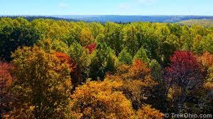 northeast ohio fall foliage trekohio