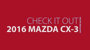 2016 Mazda Cx 3 Nh Grappone Concord Manchester