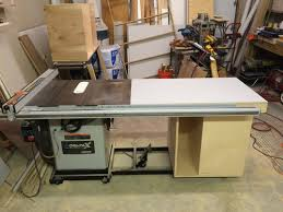 table saw mobile base thoughts on mobile base for delta cabinet saw woodworking talk