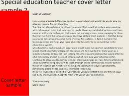 Tutor Sample Cover Letter English Teacher Cover Letter Teacher in