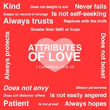 attributes of 1 corinthians 13 4 13 niv quickview bible