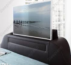 Bed Frame With Tv Built In Bed Frame With Tv Built In L46 About Home Design Ideas With