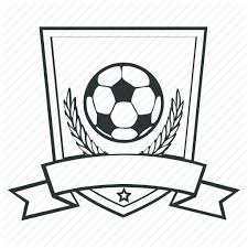football ribbon football ribbon shield soccer sport icon icon search