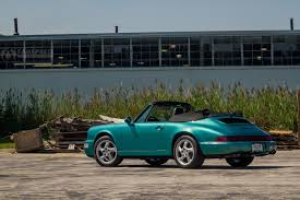 porsche 964 in the shop porsche 964 carrera 4 cabriolet fabspeed motorsport