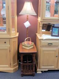 End Table Lamp Combo 88 Best Furniture In Stock Amish Touch Images On Pinterest