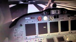 Flight Gear Cessna Citation X Intro Youtube