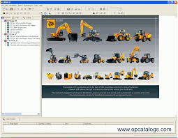 jcb druid ii 2008 spare parts catalog heavy technics repair