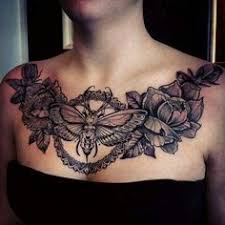 really pretty chest piece тату pinterest chest piece tattoo
