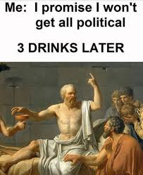 Philosophy Meme - what are you guys thinking about socrate meme philosophy meme in