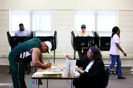 North Carolina Travel Documents images Justice dept demand for north carolina voting records extended to jpg