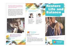 health brochure template health insurance flyer template 14