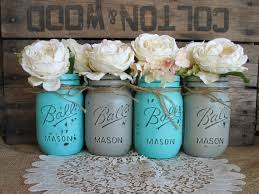 ball mason sale set of 4 pint mason jars ball jars painted mason