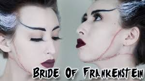 bride of frankenstein halloween 2013 youtube