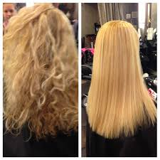 before after color new peter coppola keratin concept u0026 haircut