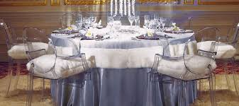 linen rental chicago ghost wedding chair rentals chicago