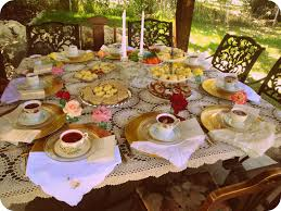 How To Set A Table Taste Of Home by Ladies Tea Party Table Settings Tea Party For The Birthday