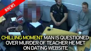 Chilling moment Plenty of Fish      monster      is quizzed over teacher     Video thumbnail  Chilling moment self confessed      monster      is questioned over murder of