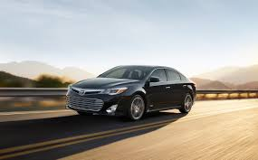 2015 toyota lineup 2015 toyota avalon xle touring refining the flagship review