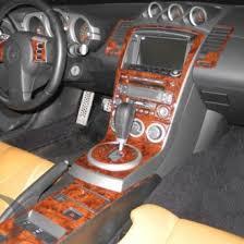 350z Custom Interior 2005 Nissan 350z Custom Dash Kits Carid Com