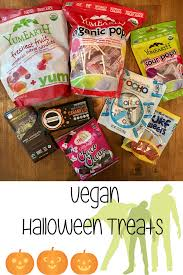 vegan halloween treats allergy friendly fair trade no toxic
