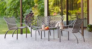 Patio Furniture Milwaukee Wi by Milgreen Patio Furniture Brown Jordan Tamiami Milgreen Patio