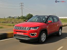 jeep compass petrol automatic