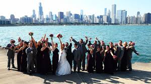 chicago videographer st ita church mid america club wedding alyssa tom delack
